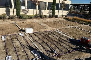 Un proyecto de investigación para ahorrar agua con el riego inteligente en grandes ciudades