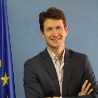 El Director Adjunto de la Representación de la Comisión Europea en España, Jochen Müller,